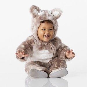 Baby Deer Woodland Costume Pottery Barn Kids